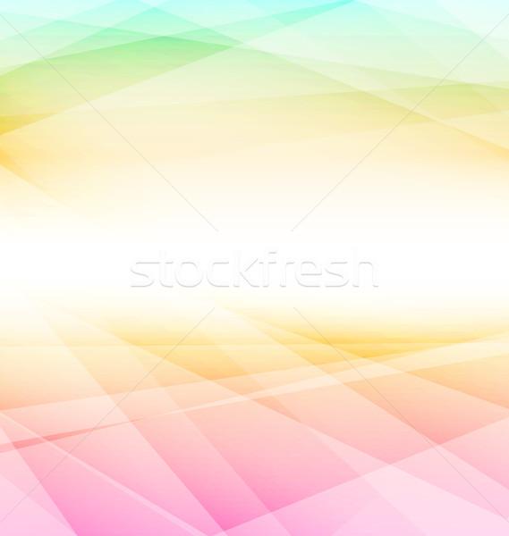 Stockfoto: Abstract · exemplaar · ruimte · tekst · illustratie · business · textuur