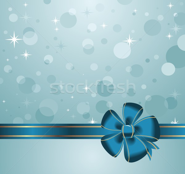 Christmas vakantie illustratie abstract ontwerp Stockfoto © smeagorl