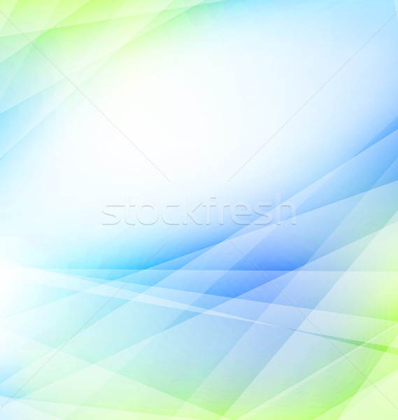 Light Abstract Background, Business Template Stock photo © smeagorl