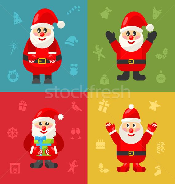 Noël présente Photo stock © smeagorl
