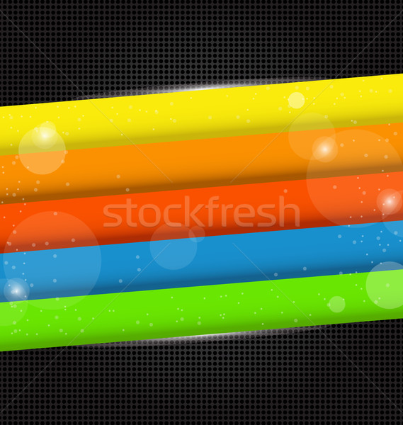 Colorful abstract background Stock photo © smeagorl