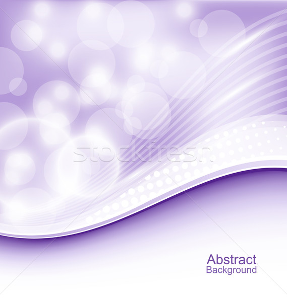 Abstract Wavy Background for Your Design Stock photo © smeagorl
