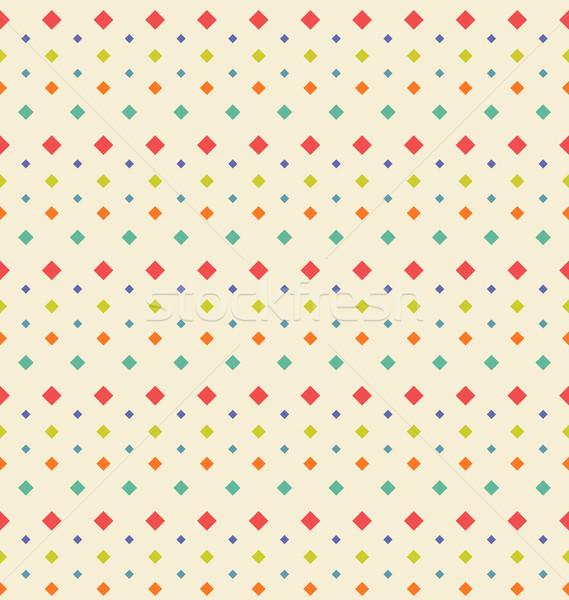 Végtelenített mértani textúra klasszikus periodikus illusztráció Stock fotó © smeagorl