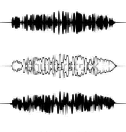 Audio Equalizer Pattern Stock photo © smeagorl