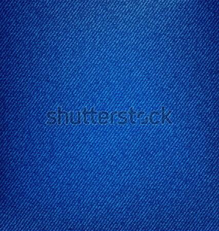 Stock fotó: Mintázott · farmernadrág · farmer · szövet · illusztráció · textil
