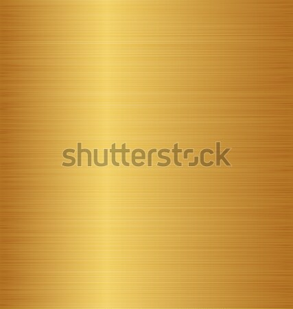 Golden metal texture (copper, brass, bronze) Stock photo © smeagorl