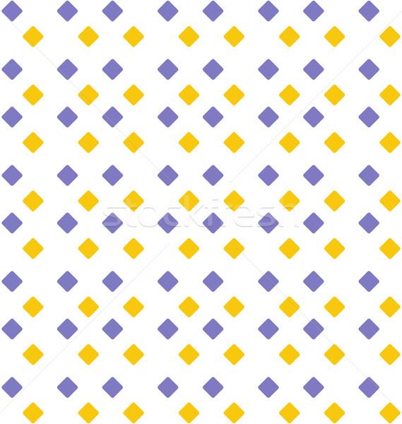 Seamless Geometric Texture, Colorful Kid Pattern Stock photo © smeagorl