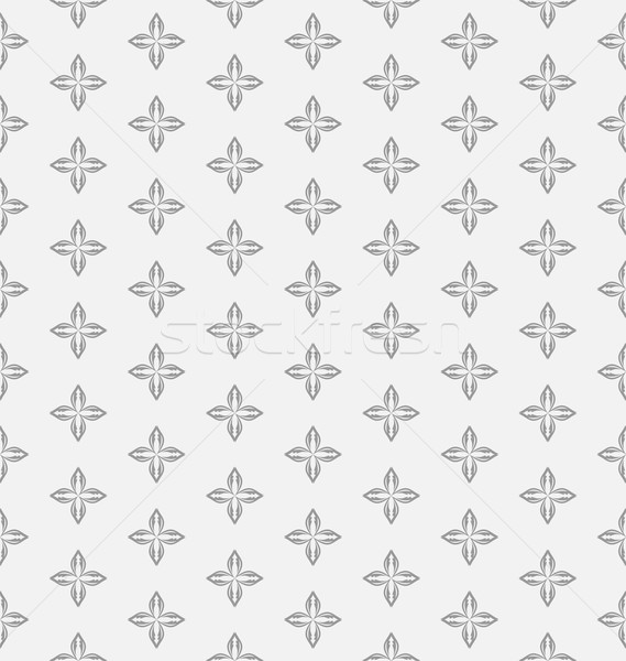 Seamless Geometric Pattern, Abstract Texture for Textile Stock photo © smeagorl
