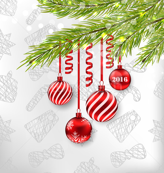 Christmas Celebration Background  Stock photo © smeagorl