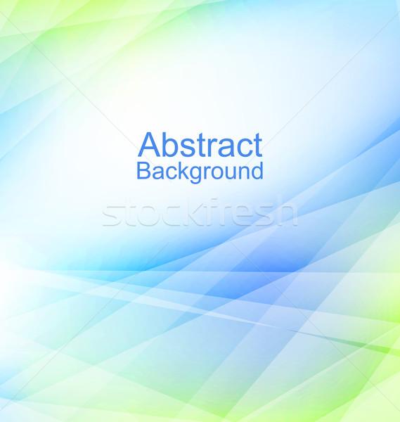 Stockfoto: Heldere · abstract · illustratie · business · sjabloon · licht
