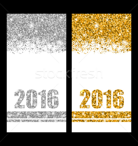 for Happy New Year 2016 Stock photo © smeagorl