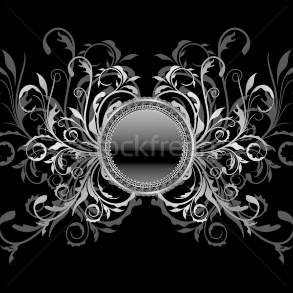Aluminium illustration design Photo stock © smeagorl