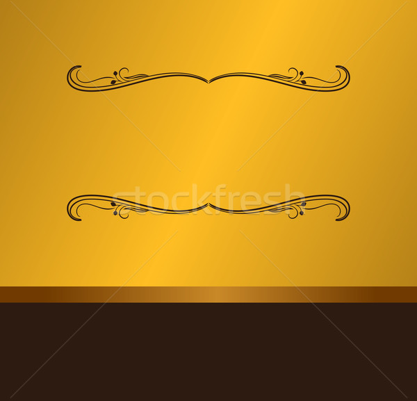 Luxury card or invitation Stock photo © smeagorl