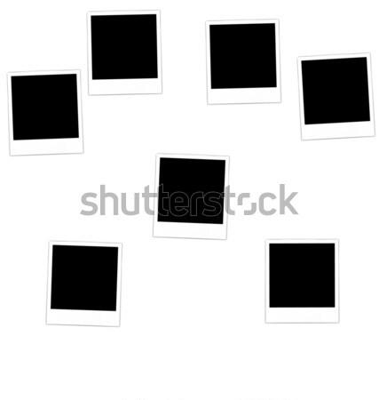 Ensemble design scrapbook espace texte Photo stock © smeagorl