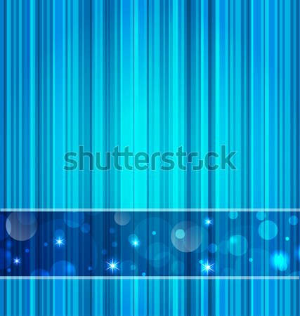 Techno abstract background, striped texture Stock photo © smeagorl
