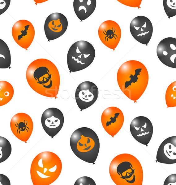 Stock photo:  Happy Halloween