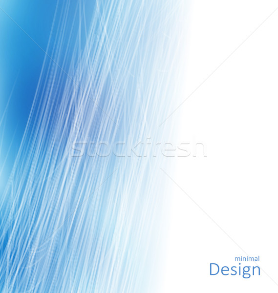 Light Business Template, Abstract Background Stock photo © smeagorl