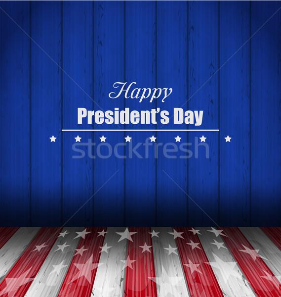 аннотация обои счастливым день США иллюстрация Сток-фото © smeagorl