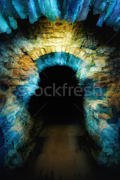 Magical gateway Stock photo © Smileus