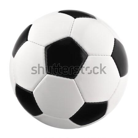 Perfect football isolated Stock photo © Smileus