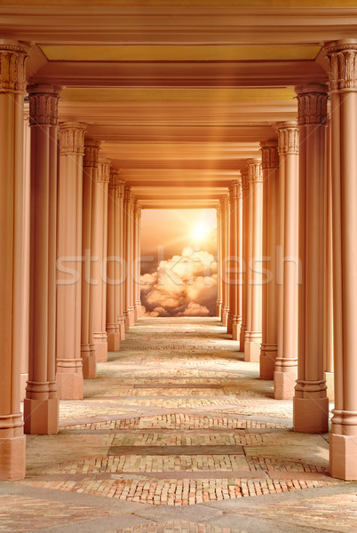 The passageway to Heaven Stock photo © Smileus