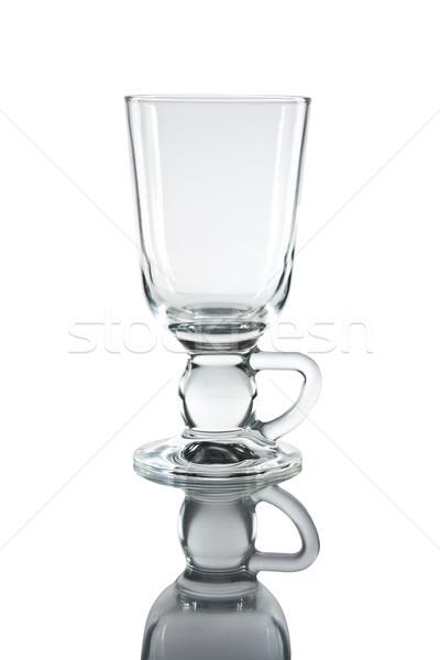 empty glass Stock photo © smoki
