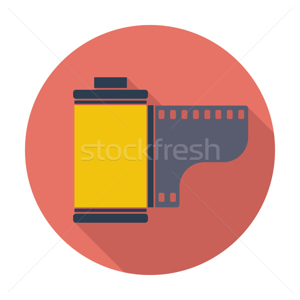 Film icon. Stock photo © smoki