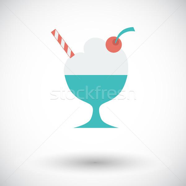 Ice cream Stock photo © smoki