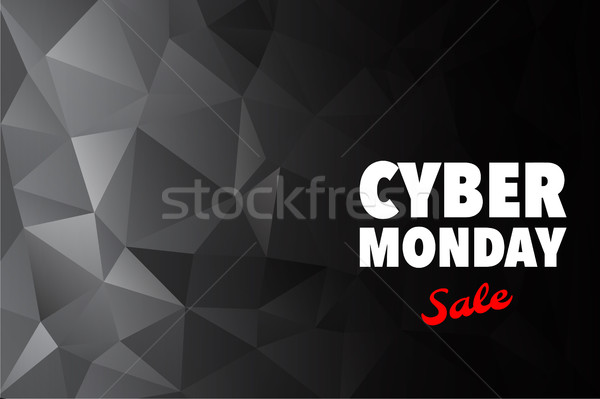 Cyber Monday Sale Stock photo © smoki