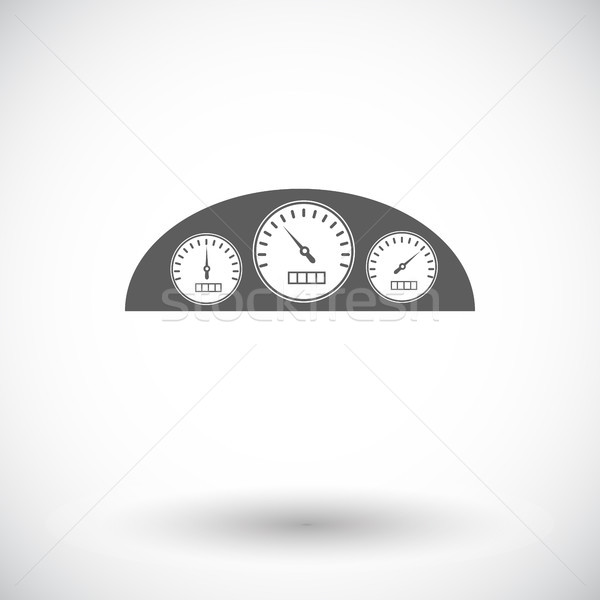 Icon dashboard Stock photo © smoki