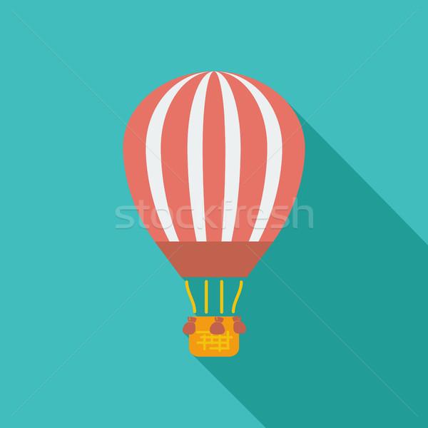 Air balloon Stock photo © smoki