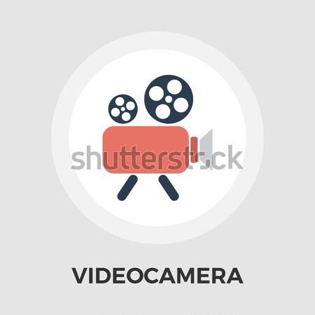 Videocamera Stock photo © smoki
