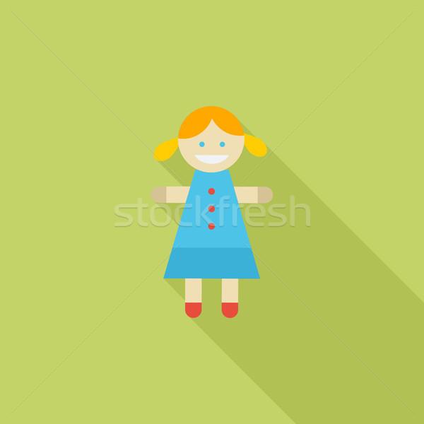 Doll toy Stock photo © smoki