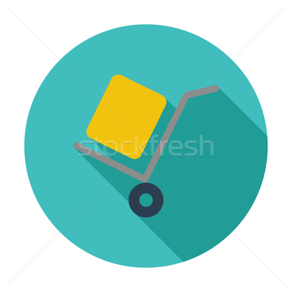 Delivery icon Stock photo © smoki