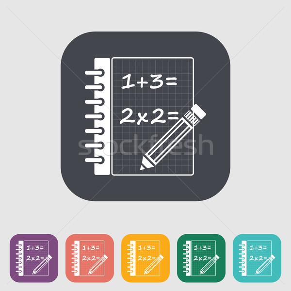 Mathematics Stock photo © smoki