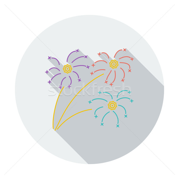 Firework Stock photo © smoki