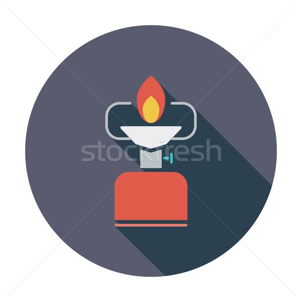 Camping stove Stock photo © smoki