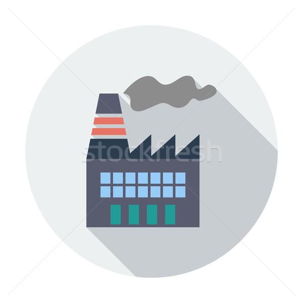 Factory Stock photo © smoki