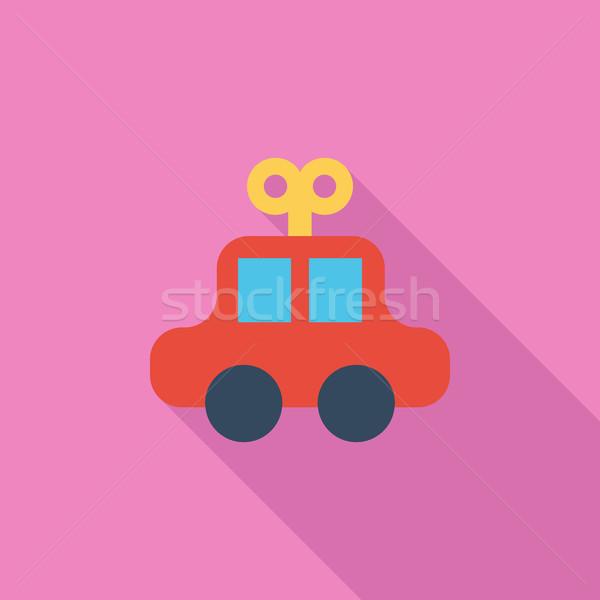 Car toy Stock photo © smoki
