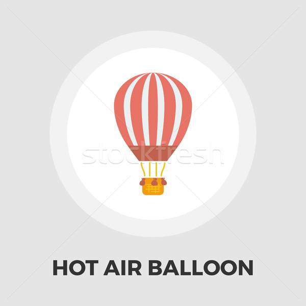 Hot Air Balloon icon Stock photo © smoki
