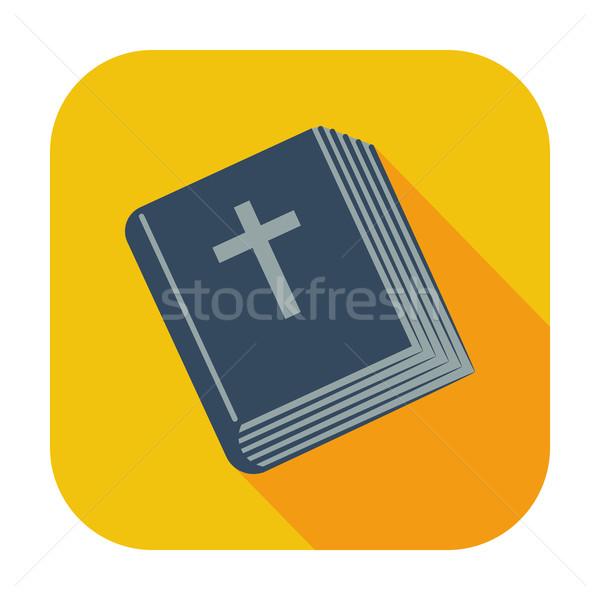 聖書 アイコン 色 紙 クロス 芸術 ストックフォト © smoki
