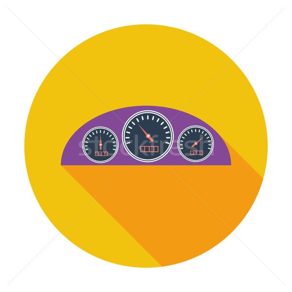 アイコン ダッシュボード 色 スポーツ にログイン 速度 ストックフォト © smoki
