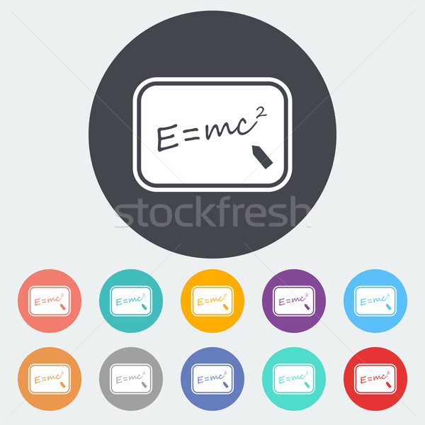 E = mc2. Stock photo © smoki