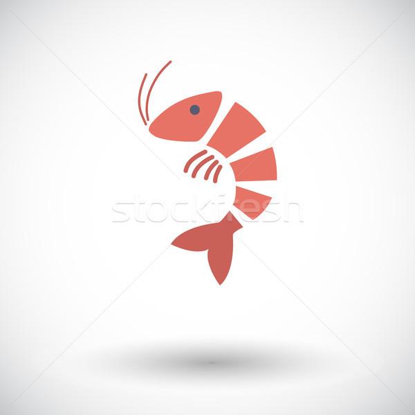 Shrimp Stock photo © smoki