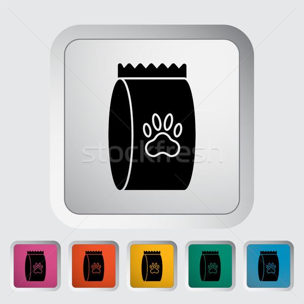 Pet food bag Stock photo © smoki