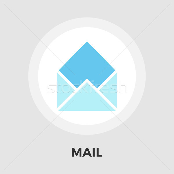 Mailing Line Icon Stock photo © smoki