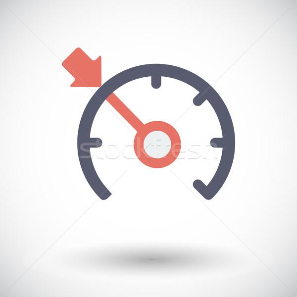 クルーズ 制御 アイコン 白 車 技術 ストックフォト © smoki