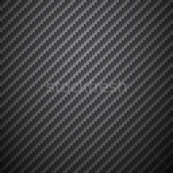 Carbon Fiber Background Stock photo © smoki