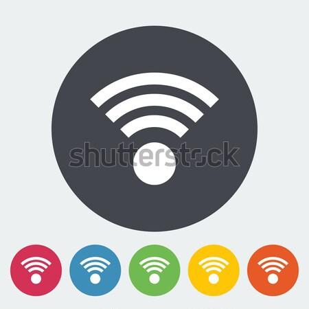 无线 图标 圆 因特网 设计 世界 商业照片 smoki