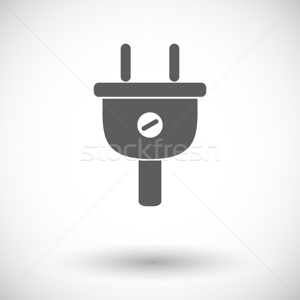 Electrical plug Stock photo © smoki